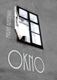 Okno - okładka książki