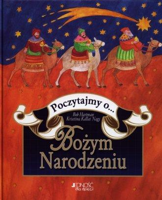 Poczytajmy o Bożym Narodzeniu - okładka książki