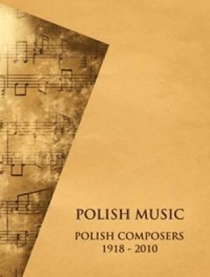 Polish Music. Polish Composers - okładka książki