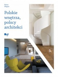 Polskie wnętrza, polscy architekci - okładka książki