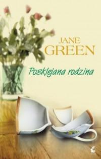 Posklejana rodzina - okładka książki