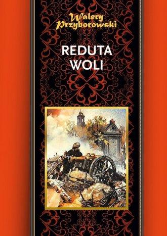 Reduta Woli - okładka książki