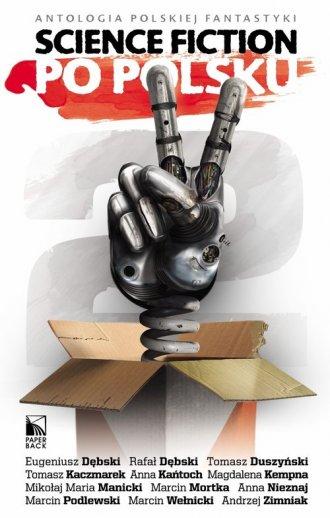 Science fiction po polsku 2. Antologia - okładka książki
