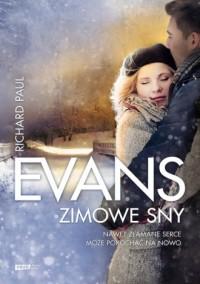 Zimowe sny - okładka książki