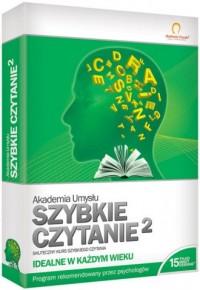 Akademia umysłu. Szybkie czytanie - pudełko programu