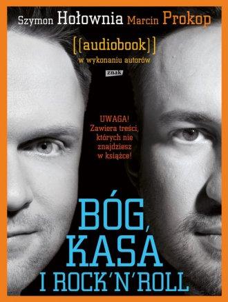 Bóg, kasa i rocknroll - pudełko audiobooku
