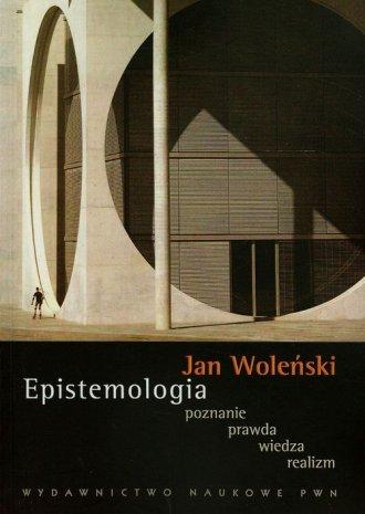 Epistemologia. Poznanie, prawda, - okładka książki