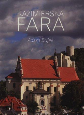 Fara w Kazimierzu Dolnym - okładka książki