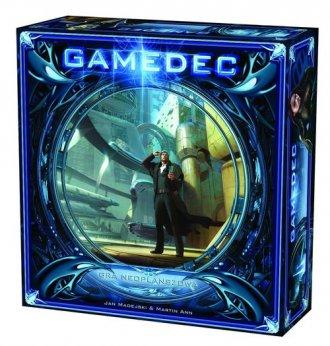 Gamedec - zdjęcie zabawki, gry