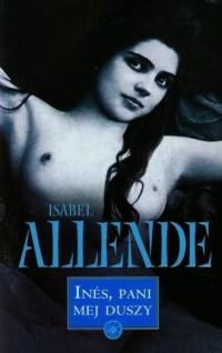 Ines, pani mej duszy - okładka książki