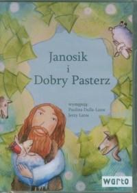 Janosik i Dobry Pasterz - pudełko audiobooku