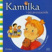 Kamilka i jej przyjaciele - okładka książki