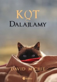 Kot Dalajlamy - okładka książki