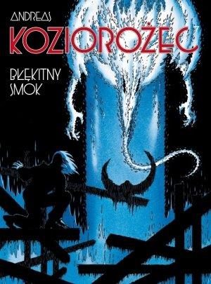 Koziorożec 7. Błękitny smok - okładka książki