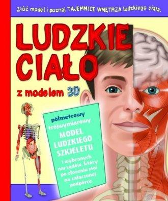 Ludzkie ciało (+ model 3D) - okładka książki