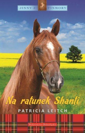 Na ratunek Shanti. Tom 1 - okładka książki