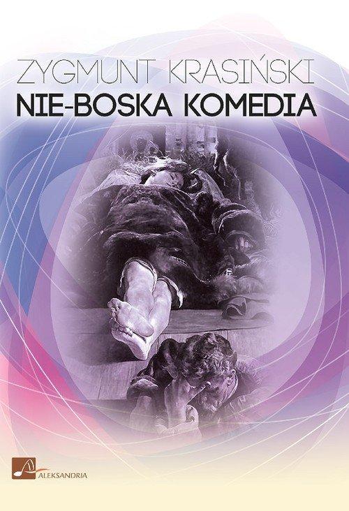 Nie-boska komedia (CD mp3) - pudełko audiobooku