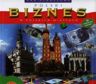 Polski biznes w polskich miastach - zdjęcie zabawki, gry
