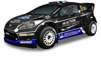 R/C M-Sport Ford Fiesta RS WRC - zdjęcie zabawki, gry