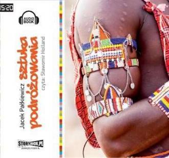 Sztuka podróżowania - pudełko audiobooku