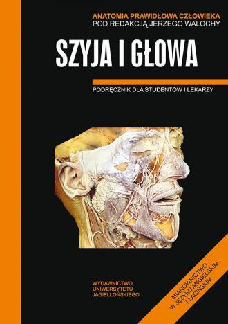 Szyja i głowa. Seria: Anatomia - okładka książki