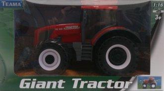 Traktor Gigant - zdjęcie zabawki, gry