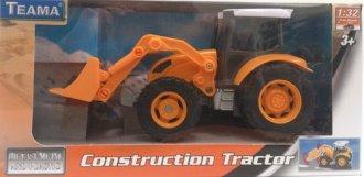 Traktor ze spychaczem - zdjęcie zabawki, gry