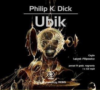 Ubik (CD mp3) - pudełko audiobooku