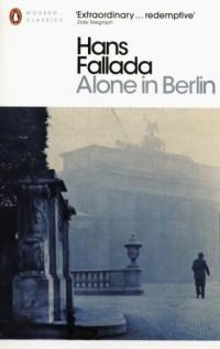 Alone in Berlin - okładka książki
