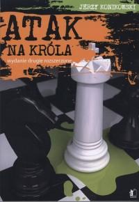 Atak na króla - okładka książki