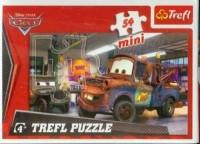 Auta 3 (puzzle 54-elem. mini) - - zdjęcie zabawki, gry