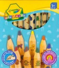 Crayola Mini Kids Kredki ołówkowe - zdjęcie zabawki, gry