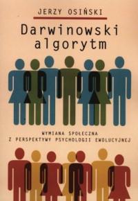 Darwinowski algorytm. Wymiana społeczna - okładka książki