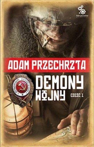 Demony wojny. Tom 2 cz. 1. Cykl - okładka książki