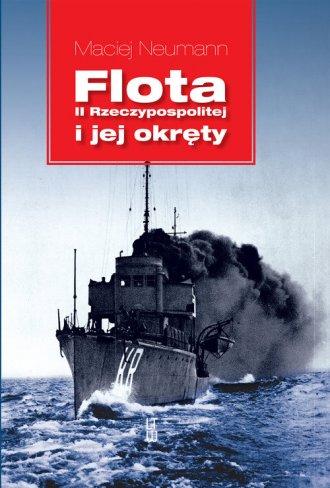 Flota II Rzeczypospolitej i jej - okładka książki