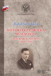 okładka książki - Historia człowieka myślącego. Lech