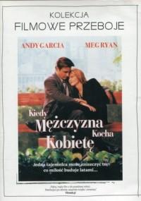 Kiedy mężczyzna kocha kobietę - okładka filmu
