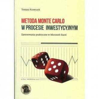 Metoda Monte Carlo w procesie inwestycyjnym. - okładka książki