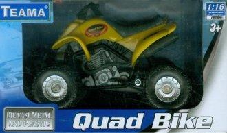 Motor Quad Teama - zdjęcie zabawki, gry