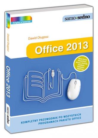 Office 2013. Kompletny przewodnik - okładka książki