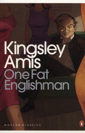One Fat Englishman - okładka książki