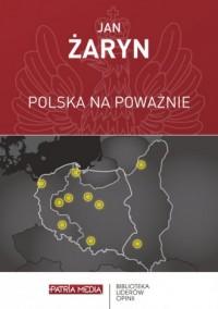 Polska na poważnie - okładka książki