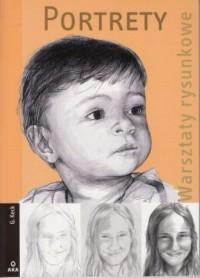 Portrety. Warsztaty rysunkowe - okładka książki