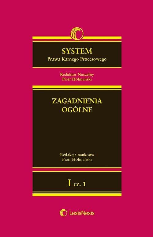 System Prawa Karnego Procesowego. - okładka książki