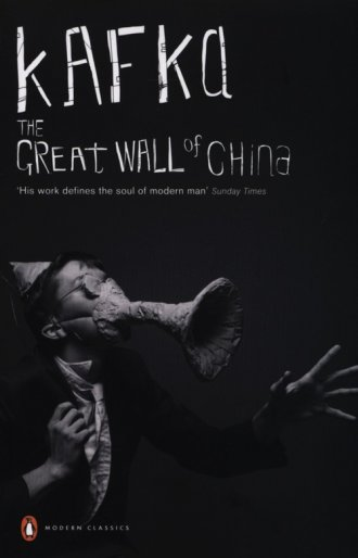 The Great Wall of China - okładka książki