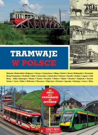 Tramwaje w Polsce - okładka książki