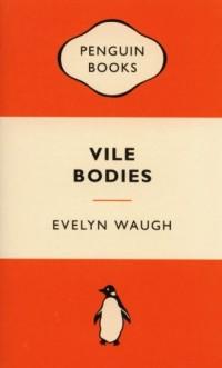 Vile Bodies - okładka książki