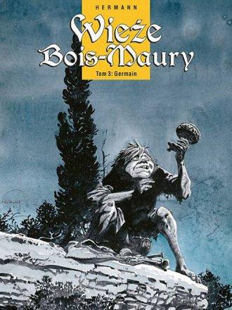 Wieże Bois-Maury 3. Germain - okładka książki