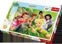 Wróżki (puzzle 260-elem.) - Wydawnictwo - zdjęcie zabawki, gry