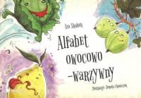 Alfabet owocowo-warzywny - okładka książki